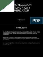 PROYECCCION CILINDRICA Y MERCATOR.pptx