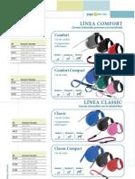 Catalogo correas extensibles Flexi
