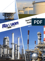 Rawson Gulf Coast Product Line Sheet