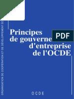 OECD Corp Gov Fr