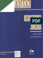 Reconstituirea Judiciară - A.frăţilă,C.mirea