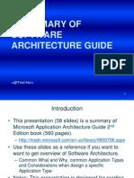 Arch Tech Guide