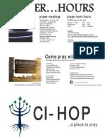 Cihop Brochure
