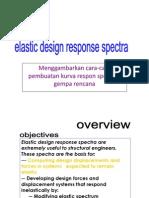 Kuliah-5 response spectrum + Zona Gempa
