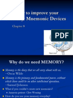 Memory PPT 9 How Works Memory Techniques Good