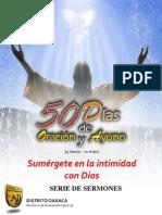 50 Dias de Oracion y Ayuno