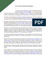 Historiay Datos Generales de La CD de Morelia