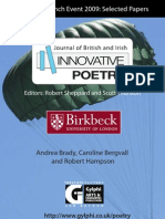 Journal of British and Irish Innovative Poetry