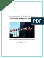 Advanced Course Manual