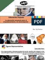 CONGRESO Educación Popular