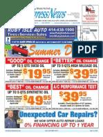 Milwaukee West Express News 06/12/14