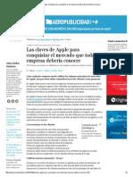 Las Claves de Apple Para Conquistar El Mercado Que Toda Empresa Debería Conocer