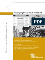 Leveraging Web 2.0 in Government (Nuevo)