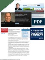 IU Kokomo to Install New Chancellor Michael Harris Academic, Inside Indiana Business