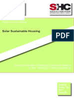 Solar Sustainable House