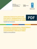 Izgradnja Postrojenja i Proizvodnja Električne Energije u Solarnim Elektranama - Detaljan Vodič_0