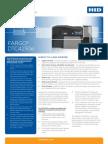 HID Fargo DTC4250e Printer