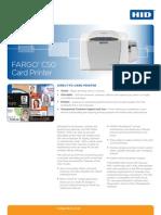 HID Fargo C50 Printer