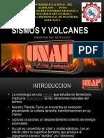 Sismos y Volcanes Cegeo