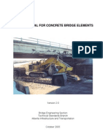 Repair Manual for Concrete Bridge Elements