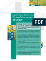 Chile Registro Tecnico