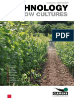 Brochure Clemens Technology for Row Cultures Metric