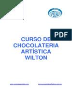Cocina - Curso de Chocolateria Artística Wilton