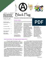 Bl@Ck Flag Vol. 9 Spring 2014