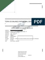 Balanço Paulo