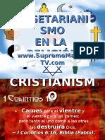 Vegetarianismo en La Religion