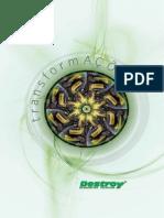 Folder Portfólio Destroy Desmontes Técnicos Ltda