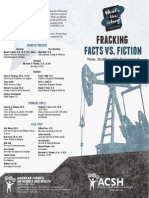 What's the Story? Fracking