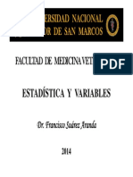 01. Estadística y Variables