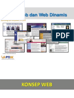 Web Dan Web Dinamis