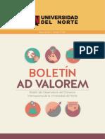2014 05 Boletín AD VALOREM N°001