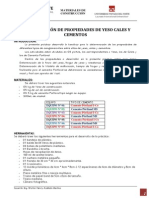 20111-10 3DA Pract Lab Prop Yesos Cales Cemento