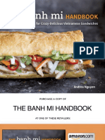 The Banh Mi Handbook by Andrea Nguyen - Recipes