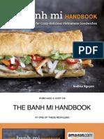 The Banh Mi Handbook by Andrea Nguyen - Recipes