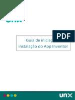 Guia de Iniciación e Instalación de App Inventorpb
