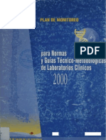 127-Normas y Guias de Lab Clinicos 2000