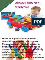 El desarrollo del niño en el preescolar.pptx