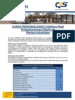 Curso Cadworx Plant Professional Bolivia 2014 (3)