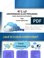 Expo - Cloud Computing