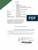 Recurso de protección de Ximena Naranjo contra Chilevision