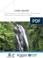 Pub Sacred Natural Sites Guidelines for Protected Area Managers Fr