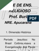 DCE - ENSINO RELIGIOSO