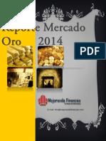 Reporte Oro 2014