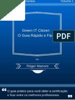 Certificação Green IT Citizen - O Guia Rápido e Fácil