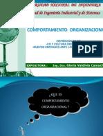 1 Comportamiento Organizacional 2014