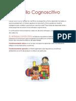 Desarrollo Cognoscitivo blogg